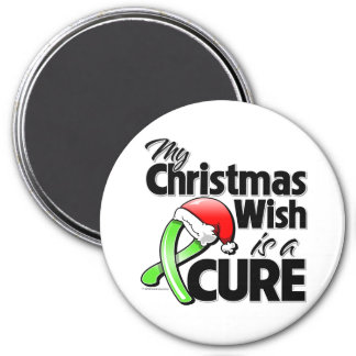 Lyme Disease My Christmas Wish is a Cure Magnet