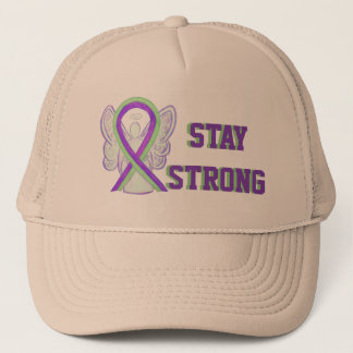 Lyme Disease, Pain, Lupus Awareness Ribbon Cap