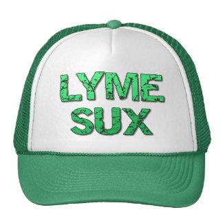 Lyme Disease Sux Baseball Cap