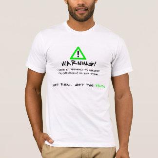 Lyme Disease Warning T-Shirt
