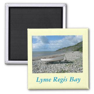 Lyme Regis Bay Magnet