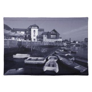 Lymington Harbour placemat