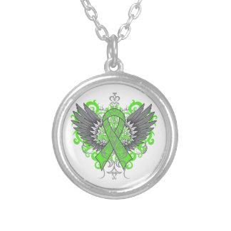 Lymphoma Cool Wings Jewelry