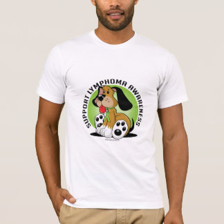 Lymphoma Dog T-Shirt