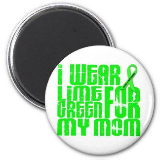 Lymphoma I WEAR LIME GREEN 16 Mom Magnets