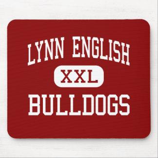 Lynn English - Bulldogs - High - Lynn Mouse Mat
