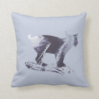 Lynx Art Cushion