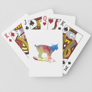 Lynx Art Playing Cards