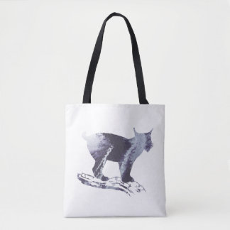 Lynx Art Tote Bag