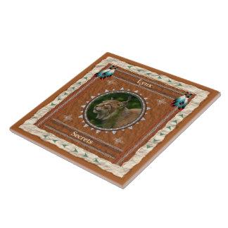 Lynx  -Secrets-  Ceramic Tile