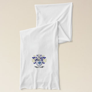 Lyon Family Crest Coat of Arms Scarf