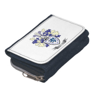 Lyon Family Crest Coat of Arms Wallets