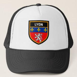 Lyon Flag Trucker Hat