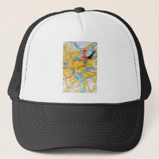 Lyon, France Trucker Hat