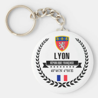 Lyon Key Ring