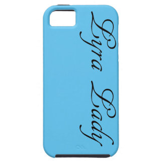 Lyra Lady iPhone 5 Cover