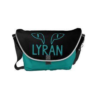 Lyran Cat Purse Messenger Bags