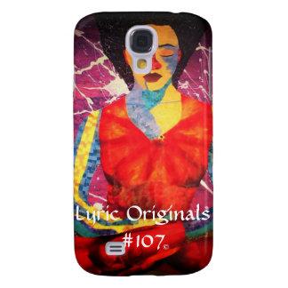 Lyric Originals iPhone 3G case Samsung Galaxy S4 Case