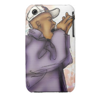 Lyrical Artists (Rapper) - iPhone 3 Case Mate