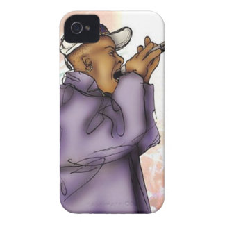 Lyrical Artists (Rapper) - iPhone 4 Case Mate