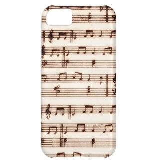 Lyrical Case For iPhone 5C
