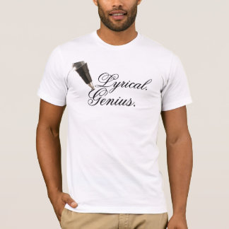 Lyrical Genius T-Shirt