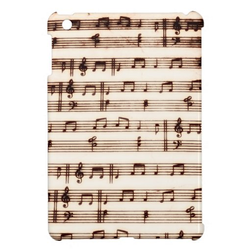 Lyrical Case For The iPad Mini