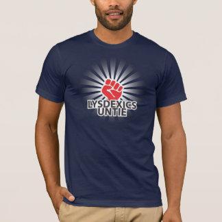 Lysdexics Untie T-Shirt
