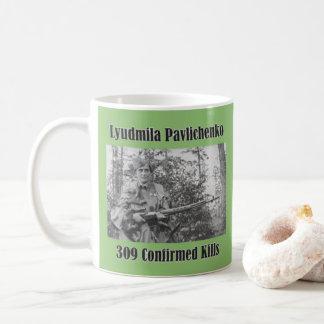 Lyudmila Pavlichemko Coffee Mug