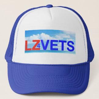 LZ4Vets Landing Zone For Vets Trucker Hat
