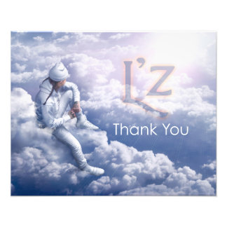 "L'z ""Thank You"" Pro Photo Print 20"" x 16"", (Satin)"