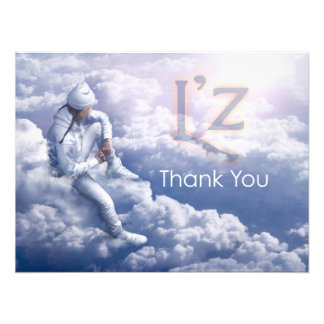 "L'z ""Thank You"" Pro Photo Print 24"" x 18"", (Satin)"