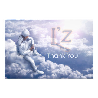 "L'z-""Thank You"" Pro Photo Print 36"" x 24"", (Satin)"