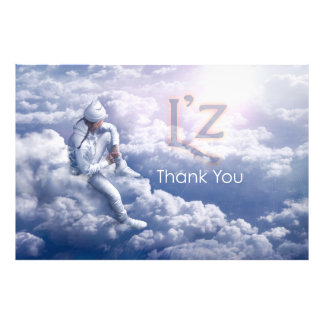 "L'z ""Thank You"" Pro Photo Print 60"" x 40"", (Satin)"