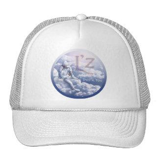 """L'z """"Thank You"""" Trucker Hat"""