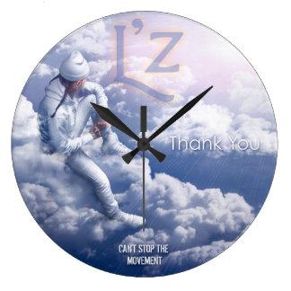 """L'z """"ThankYou"""" Clock"""