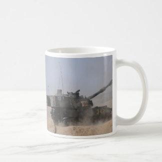 M109A6 Paladin Basic White Mug