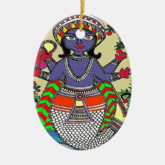 m12p ceramic oval decoration