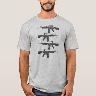M16 | AR15 = Split Melons T-Shirt