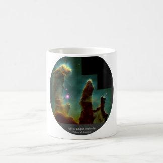 M16 Eagle Nebula 'Pillars of Creation' Coffee Mug