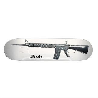 M16A4 copy, M16A4 21.6 Cm Old School Skateboard Deck