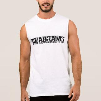M1 Abrams Men's Ultra Cotton Sleeveless T-Shirt