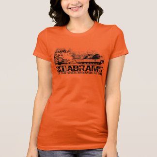M1 Abrams Women's Bella Favorite Jersey T-Shirt