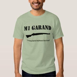 "M1 Garand - color ""Stone"" T Shirt"