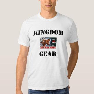 m1-poster2, KINGDOM, GEAR Tee Shirts
