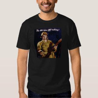 M1 Talking Poster T Shirt