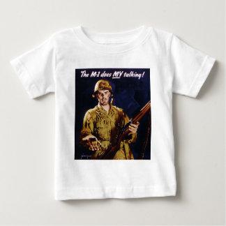 M1 Talking Poster Tshirts