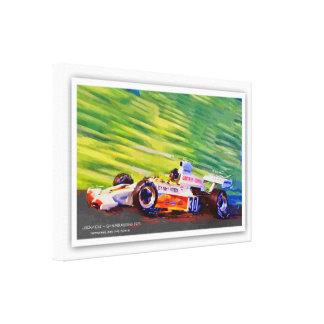 M23 - Photoworks Jean Louis Glineur Canvas Print