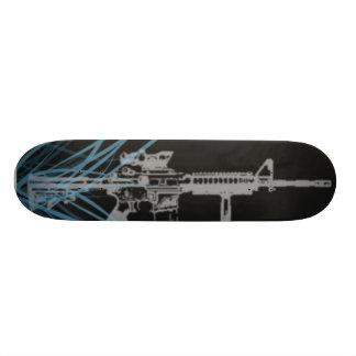 M4 lights skateboards