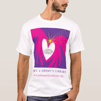 M4JC_Jeremy's Heart T-Shirt